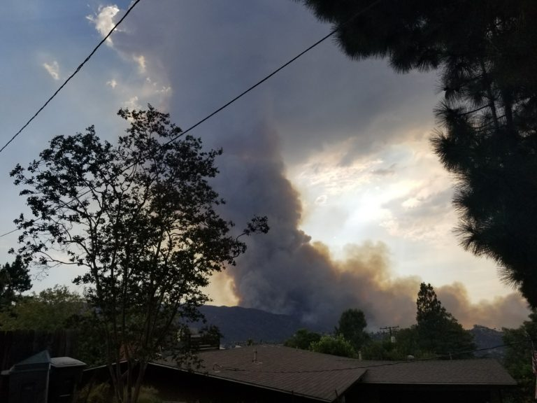 Do You Know What Insurance Gaps You're Facing if a Brush Fire Hits Your Home?