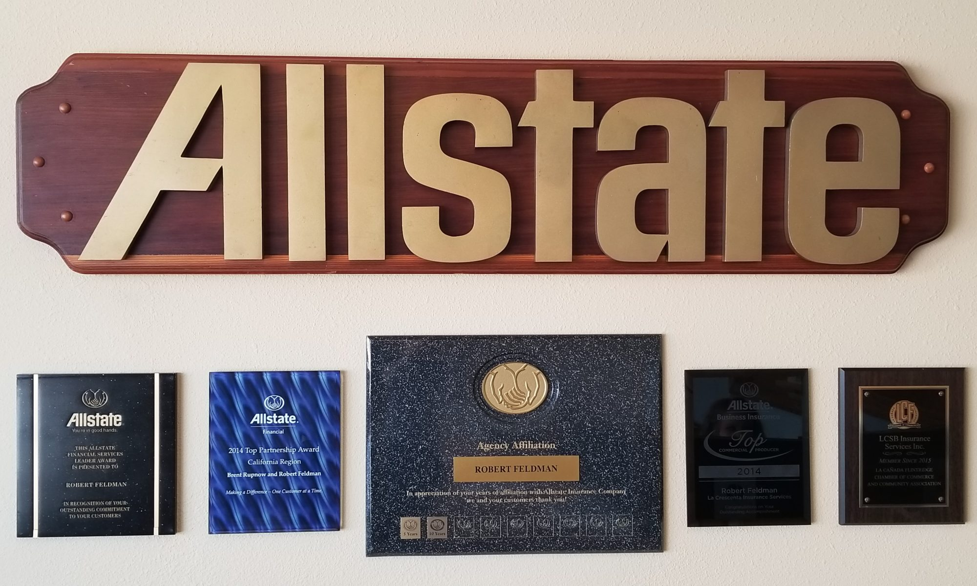 Local Entrepreneur Recognized by Allstate for Serving Other Businesses
